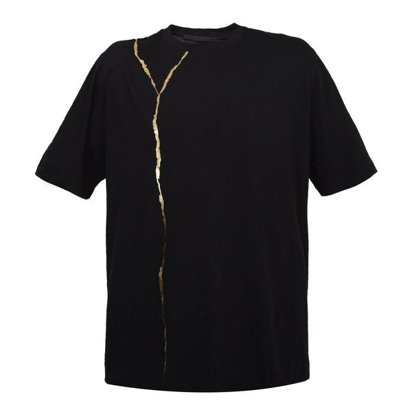 Haider Ackermann Perfusion T-Shirt (Black/Gold)