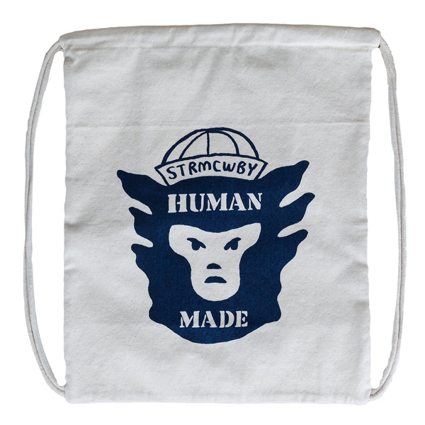 Human Made Canvas Knapsack