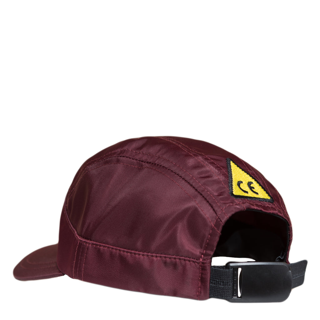 Cav Empt Design Panel Cap (Purple)
