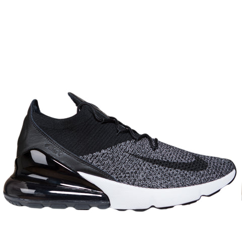 Nike Air Max 270 Flyknit (Black/White)