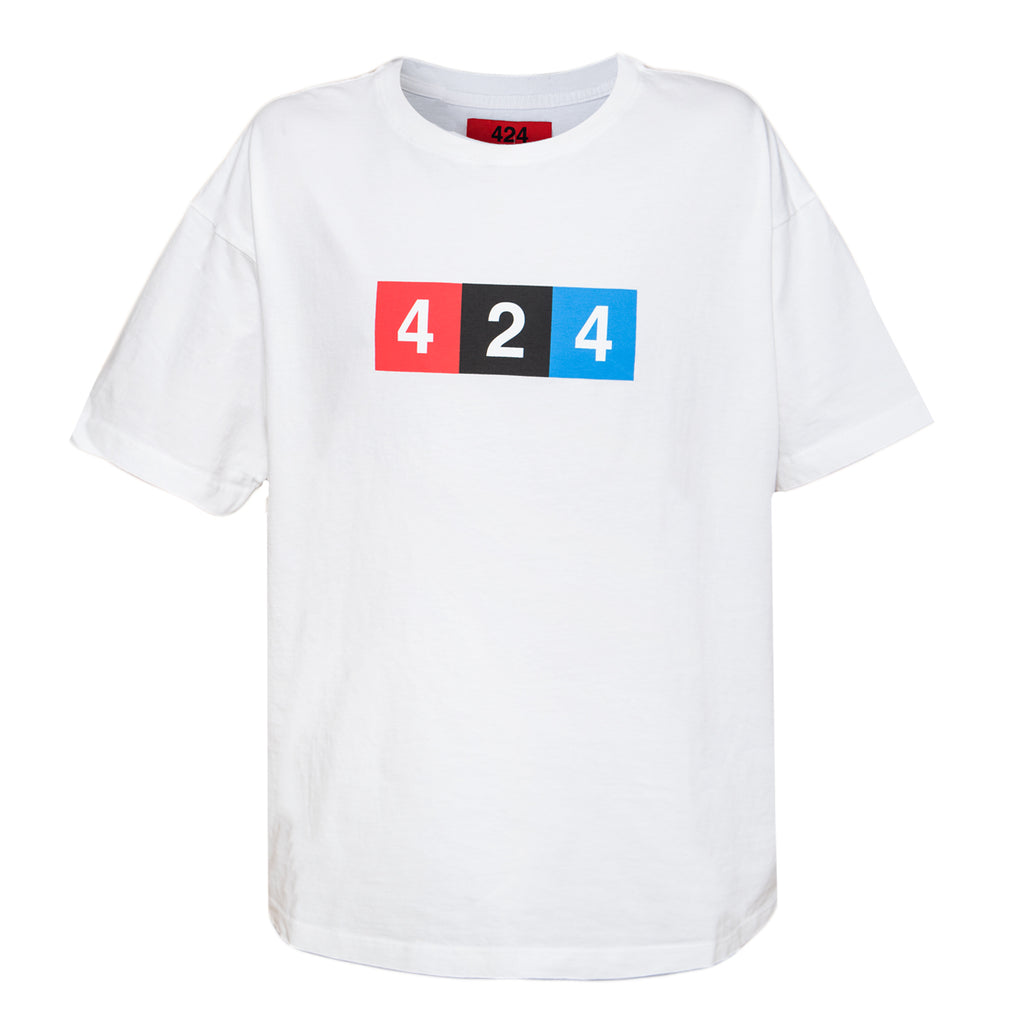 424 HONESTEE SS T-SHIRT (Cream)