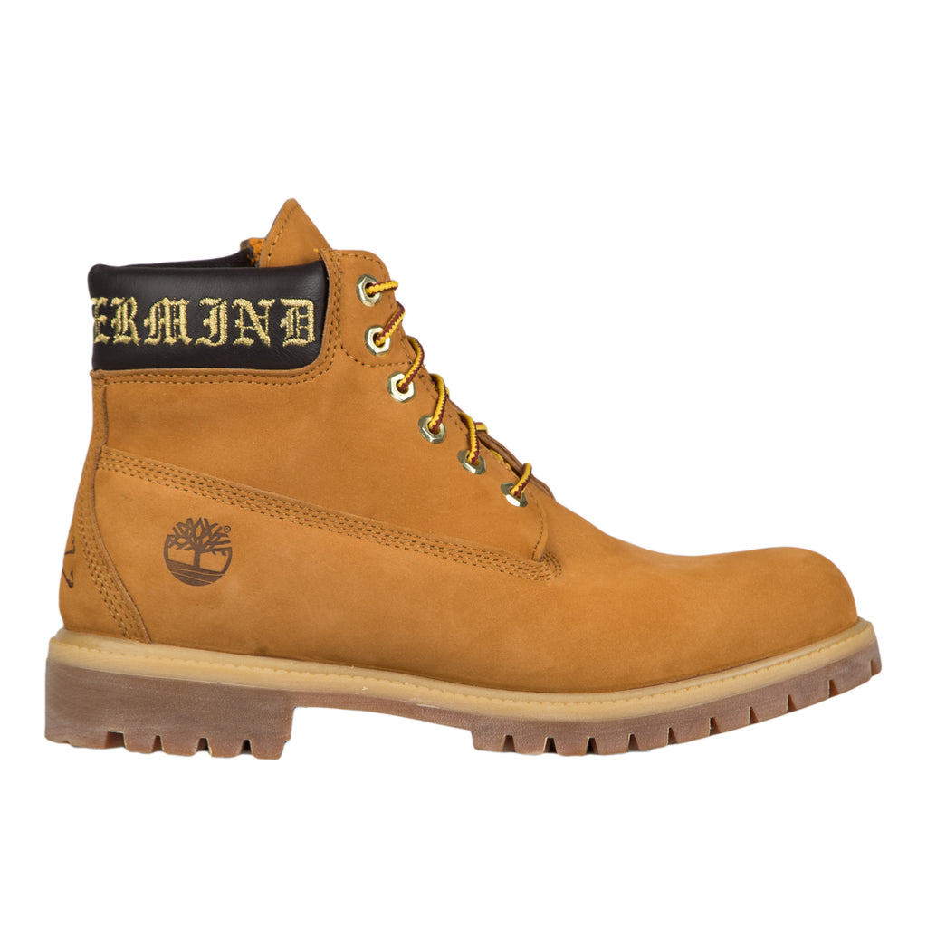 Mastermind x Timberland 5 Inch Premium With Zipper, Wheat