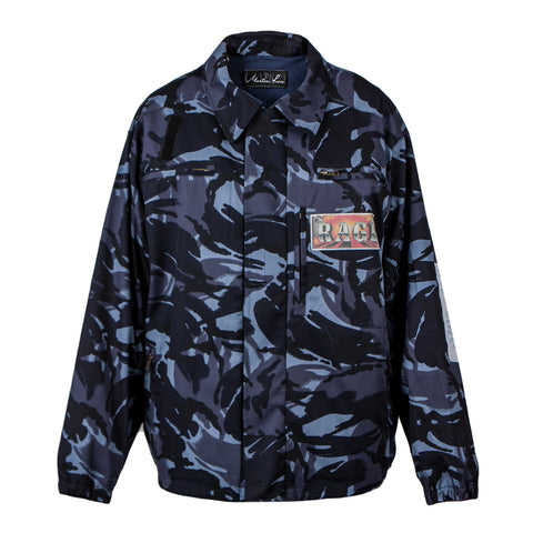 Martine Rose Camo Coat