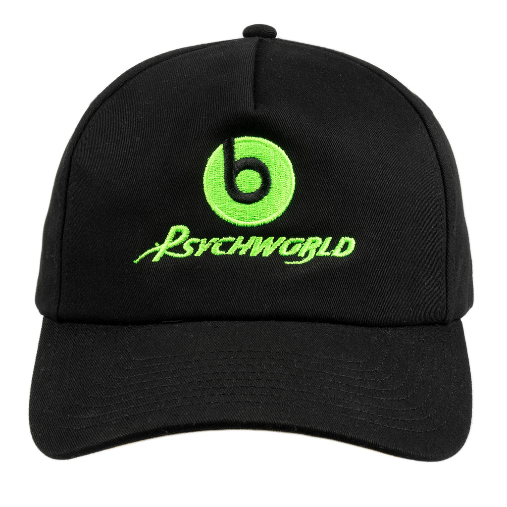 Psychworld x Beats by Dre Cap, Black