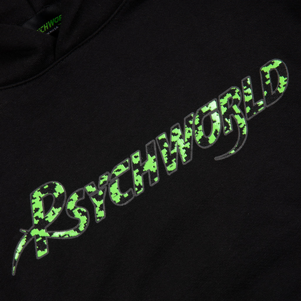 Psychworld x Beats by Dre Hoodie, Black