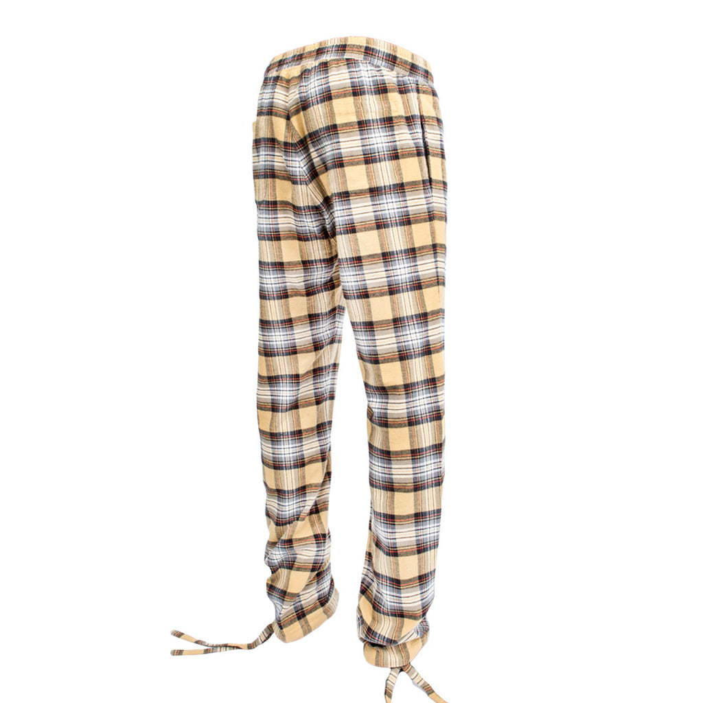 Faith Connexion Plaid Jogger (Beige)