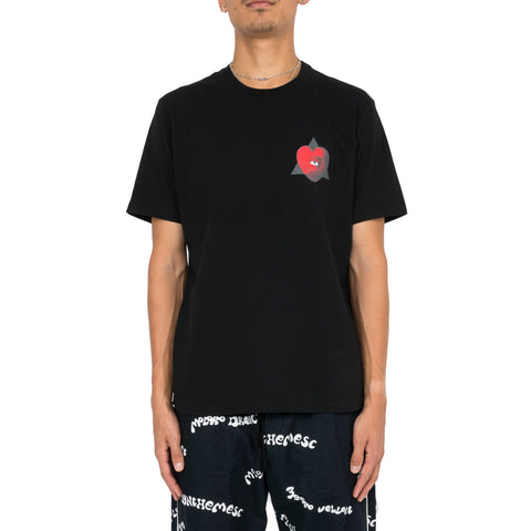 Undercover FW19 Logo Graphic Print T-Shirt, Black