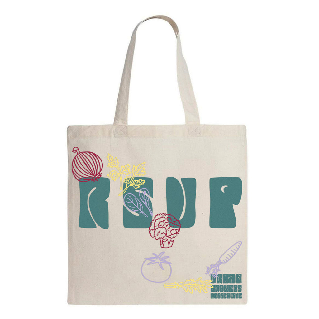 RSVP Gallery x Urban Growers Collective Tote