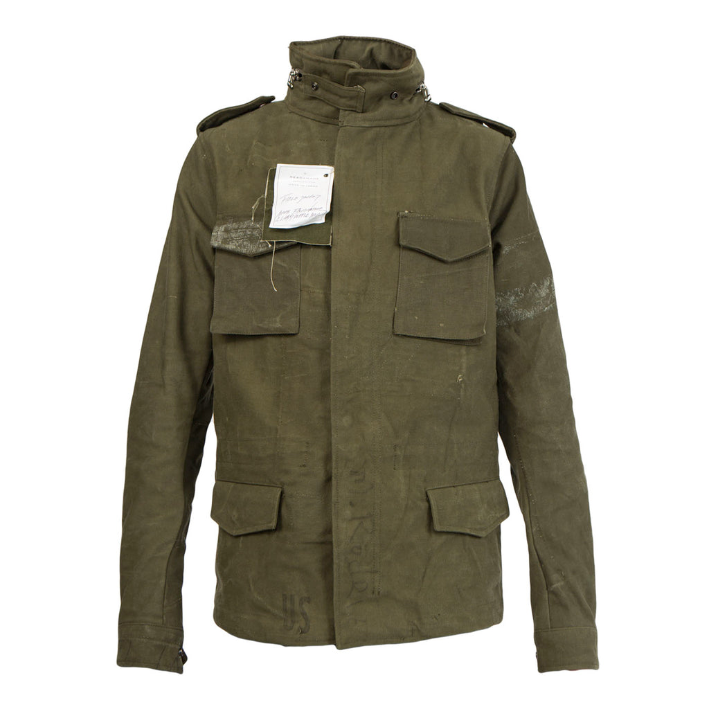 Ready Made Field Jacket (Green)