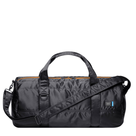 Adidas Porter 2Way Boston Bag (Black/Orange)