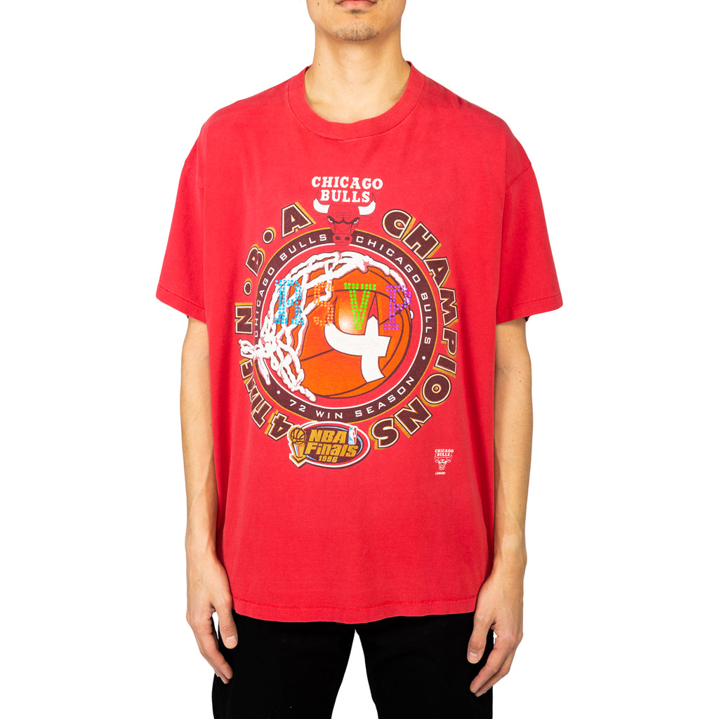 Ales Grey x RSVP Gallery Vintage T-Shirt #3, Red