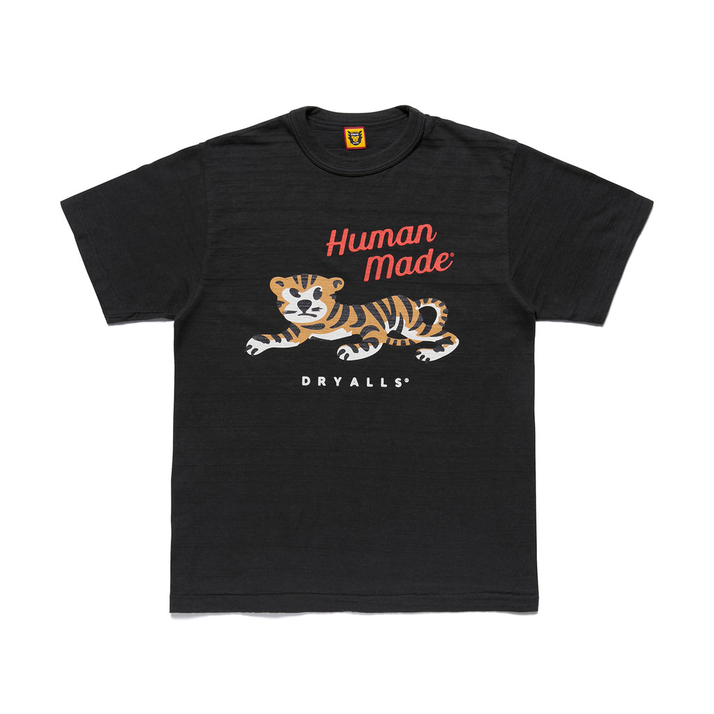 Human Made SS20 Tiger T-Shirt #1910, Black