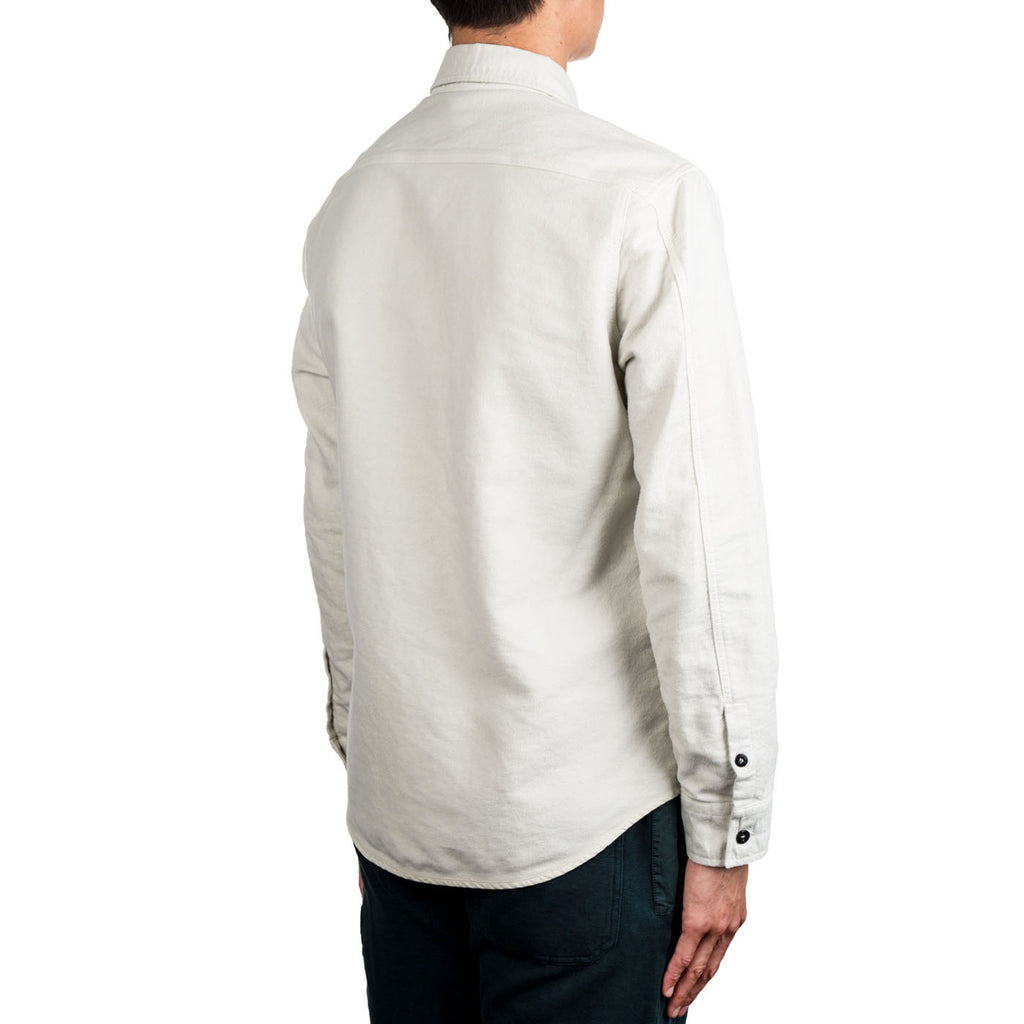 Stone Island Collar Shirt (Cream)