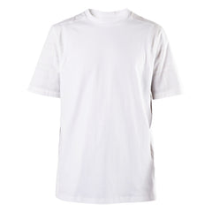 OAMC Perforated T-Shirt (White/White)