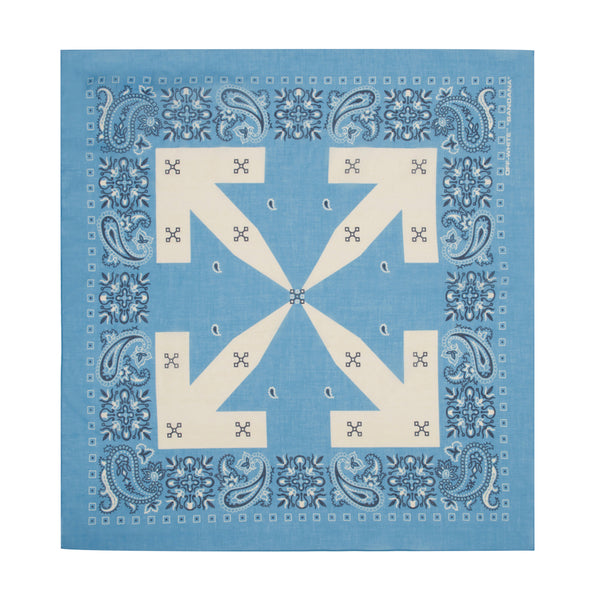 Off-White SS20 Bandana, Blue