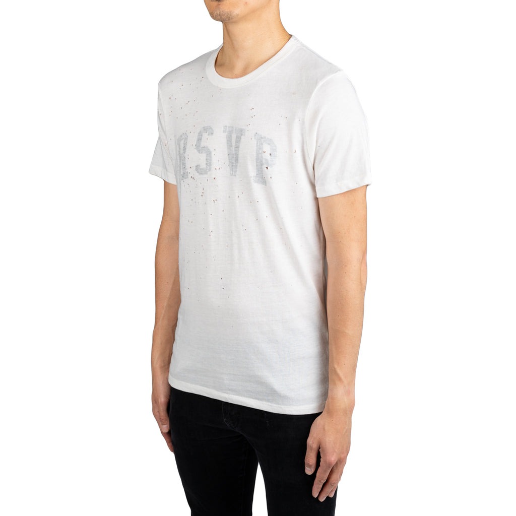 RSVP Gallery Distressed Arch Logo Tee