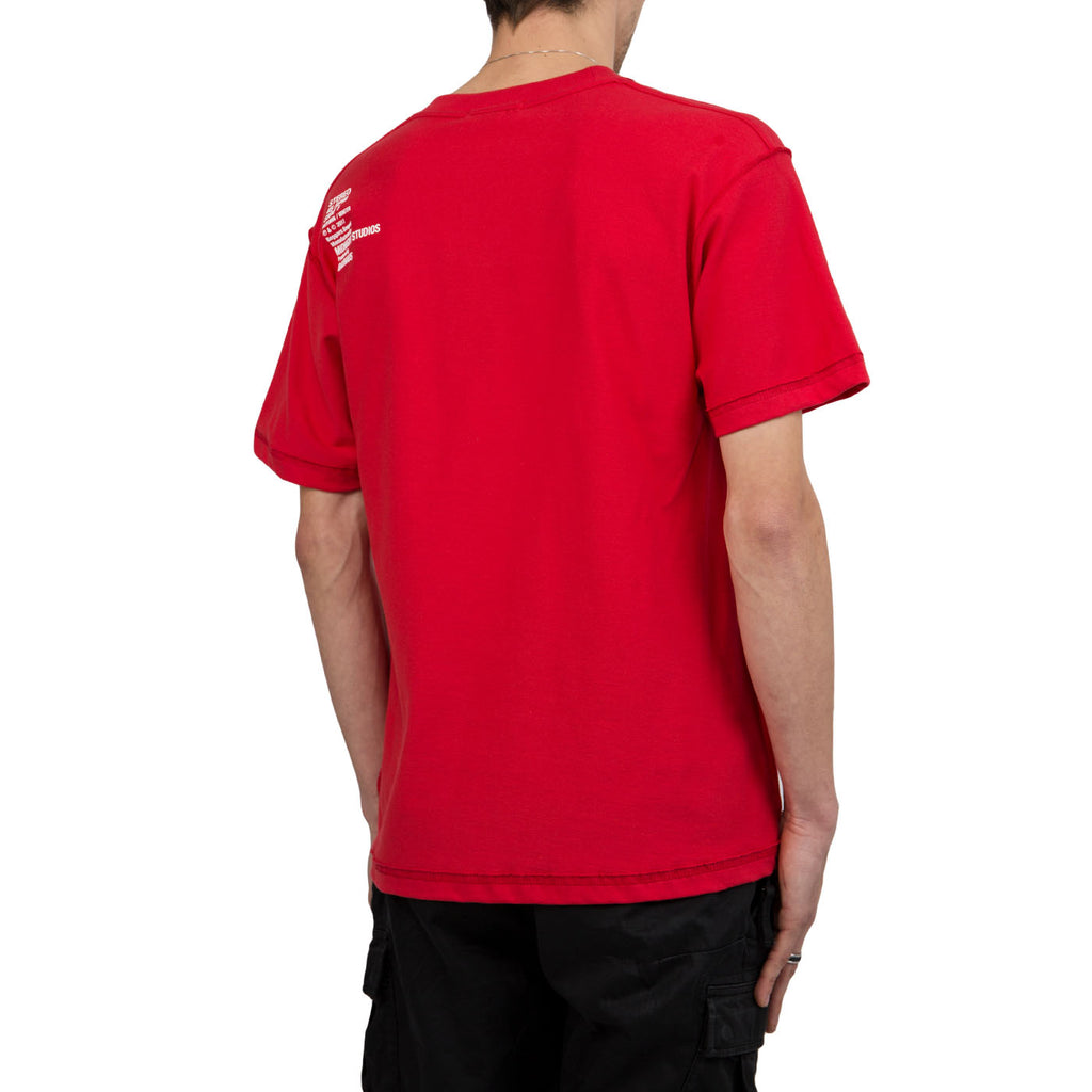 Midnight Studios Passion Of Lovers T-Shirt (Red)