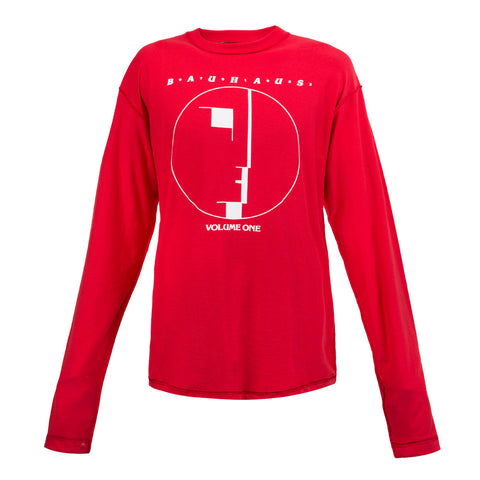 Midnight Studios Volume One Long Sleeve T-Shirt (Red)