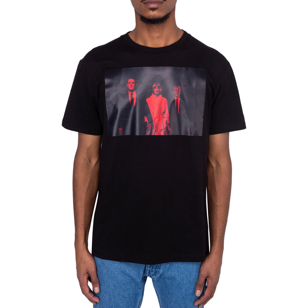 Raf Simons FW19 Twin Peaks Slim Fit T-shirt