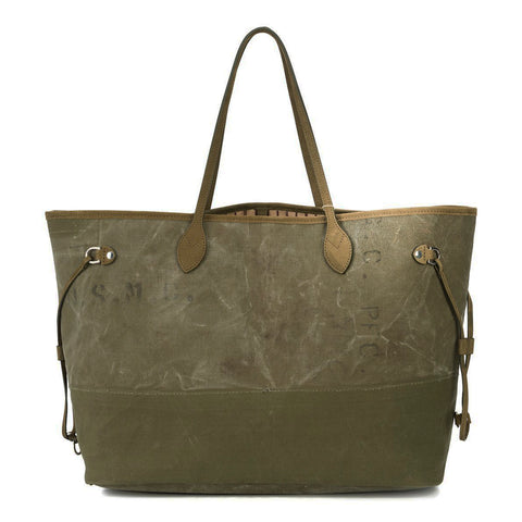 READYMADE Roomy Bag, Green