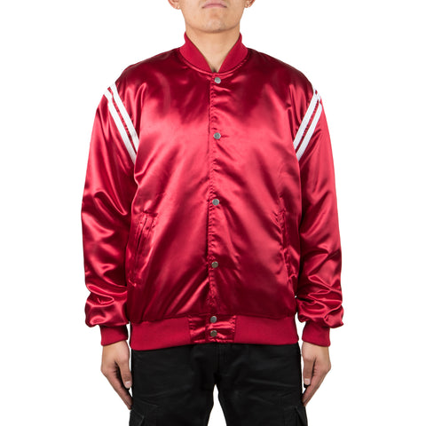 Rhude Tell Me Lies Satin Jacket