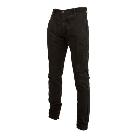 Long Journey T2 Utility Jean (Dark Green)