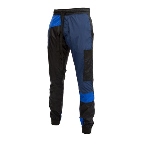Long Journey T2 Utility Sweatpants (Black/Navy)
