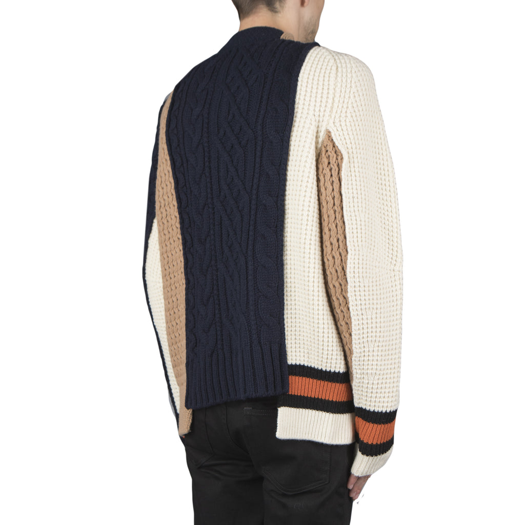 Sacai Cable Knit Pullover