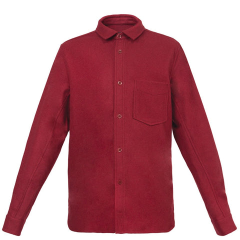 A.P.C. Baltimore Overshirt (Red)
