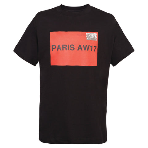 424 Paris Tee (Black)