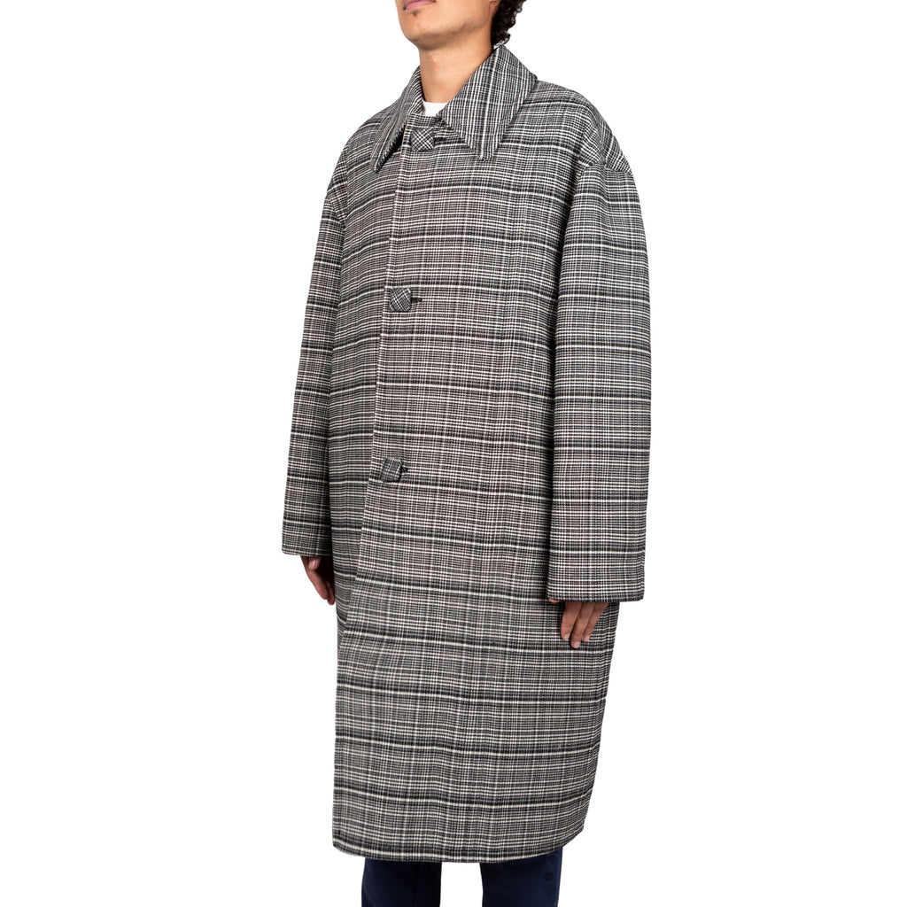Raf Simons Classic Coat with Seams