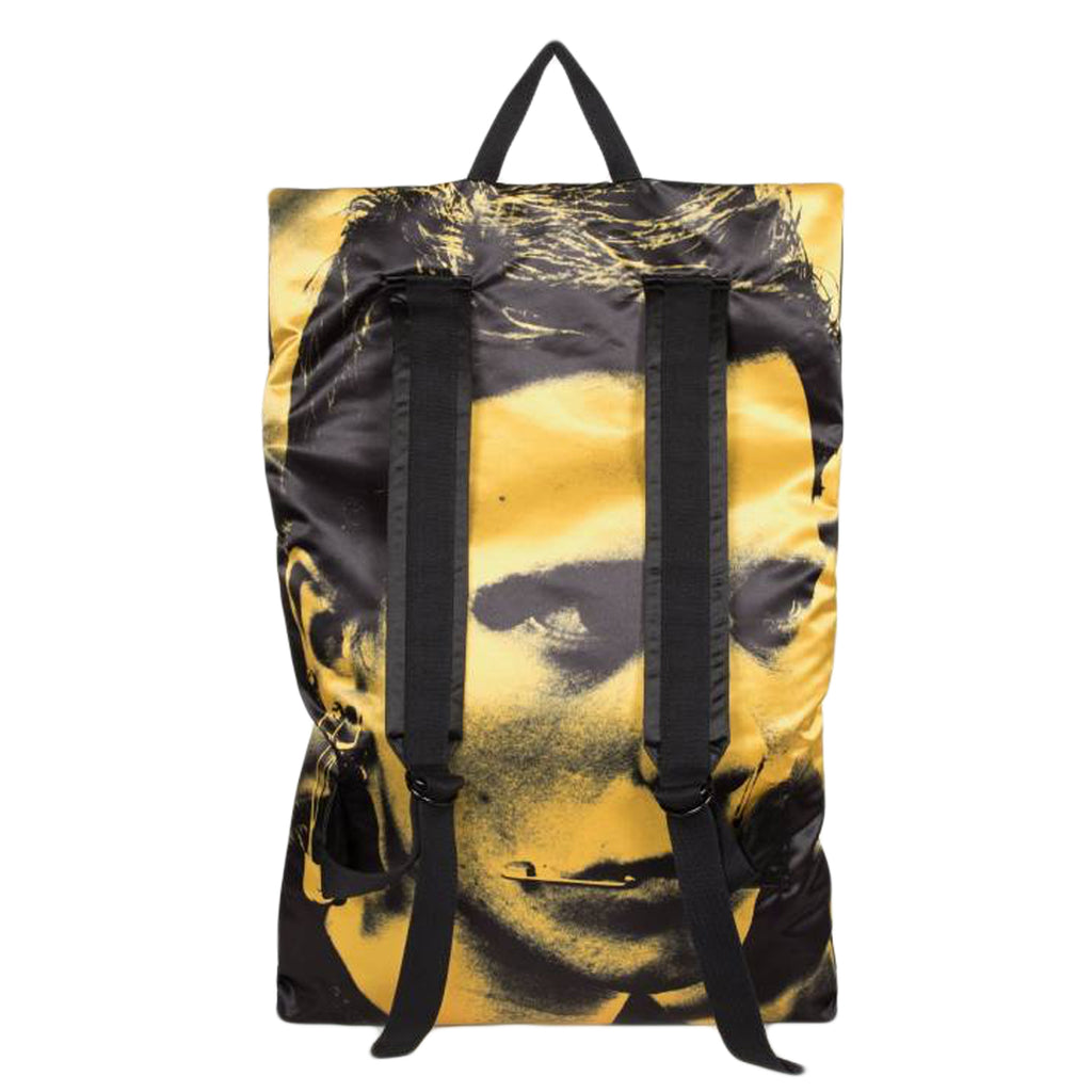 Eastpak x Raf Simons SS19 Poster Backpack, Satin Boy Yellow