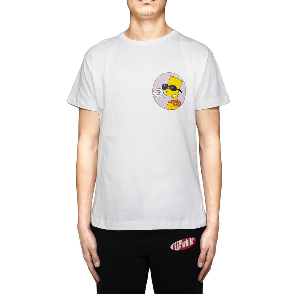 f56e6c47e77 Off-White Bart Public Enemy S S Skinny Tee