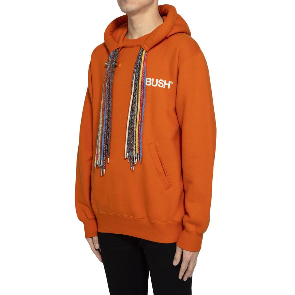Ambush Multi Cord Hoodie, Orange