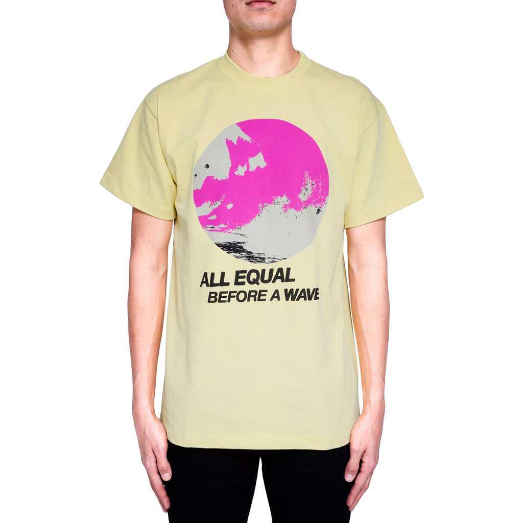 "Ambush ""All Equal"" T-Shirt, Yellow"