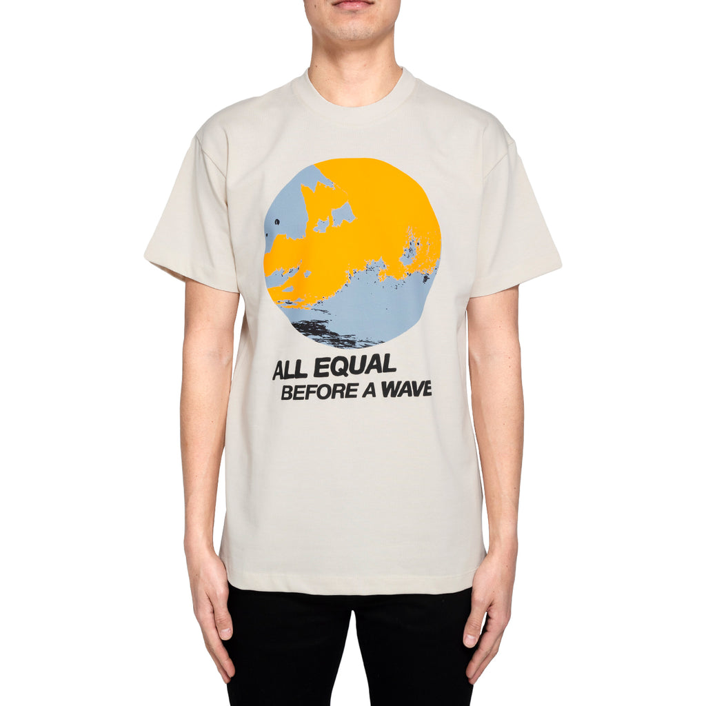 "Ambush ""All Equal"" T-Shirt, Beige"