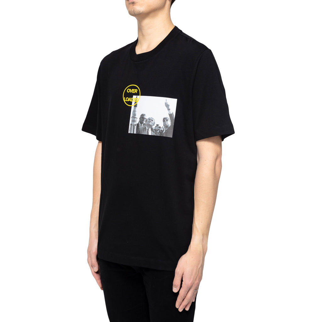 OAMC JFK T-Shirt, Black
