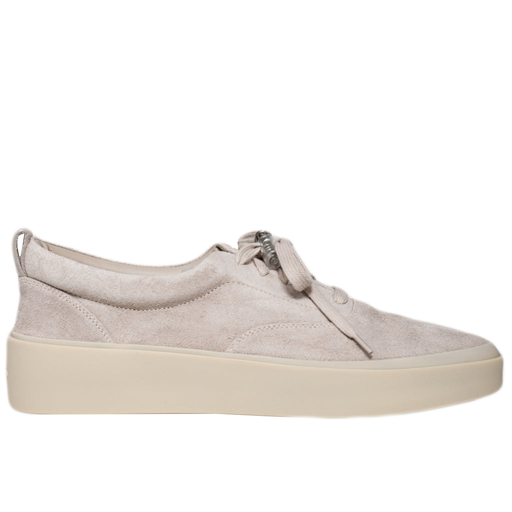Fear of God 101 Lace Up Sneaker , God Grey Rough Suede