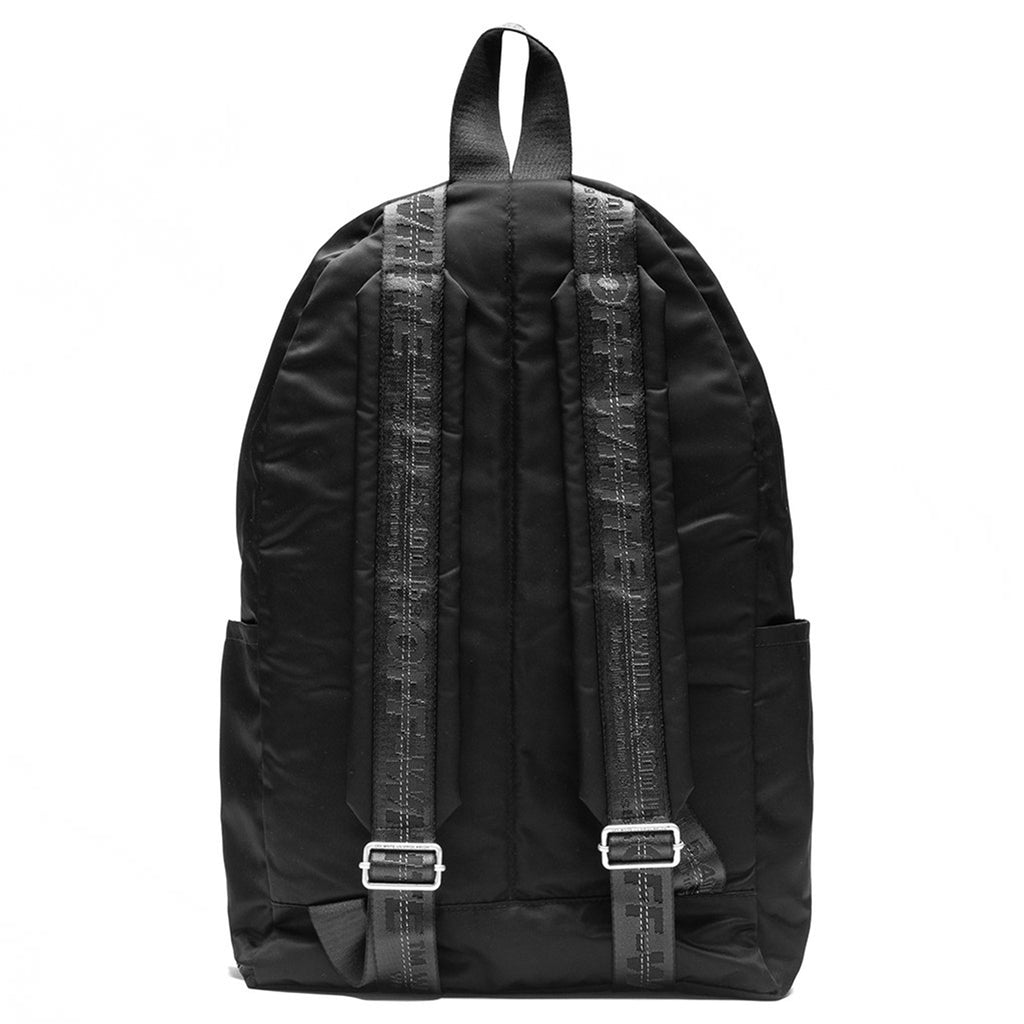 Off-White F20 Hand Painters Backpack, Black/White