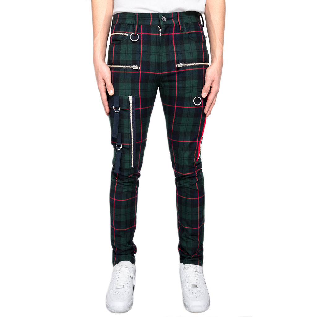 Undercover Woven Pants, Green
