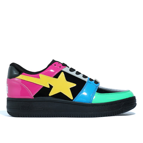 Bape FW20 Crazy Bape Sta Low, Black