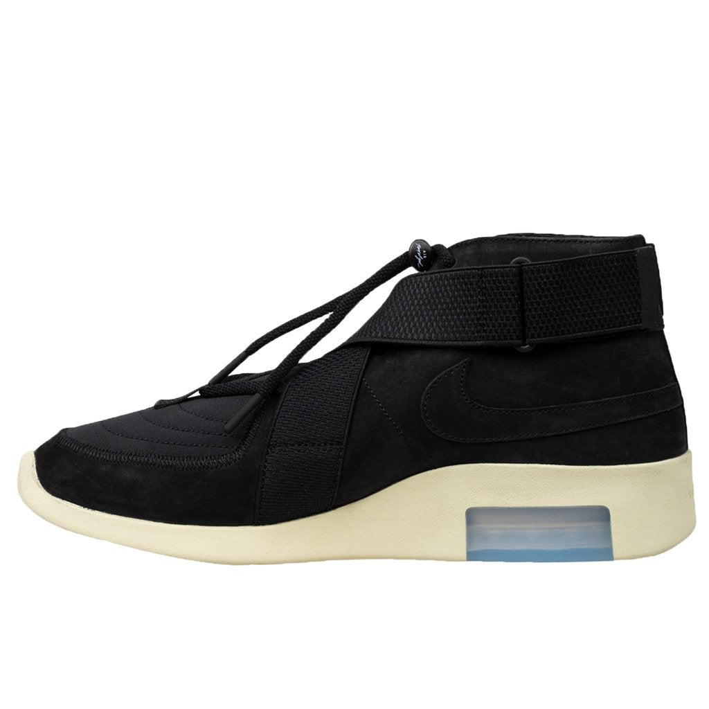 Nike Air x Fear Of God Raid, Black/Black-Fossil