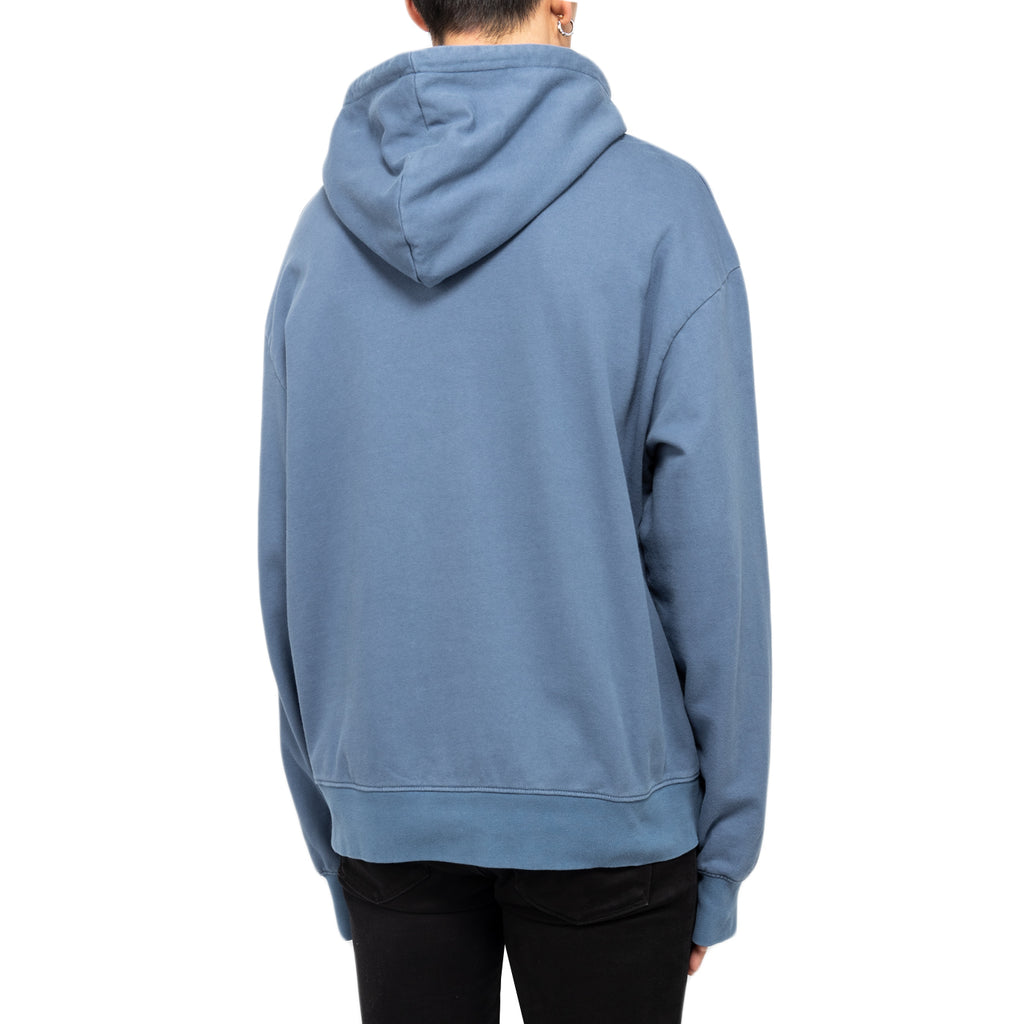 424 Academy Oversize Hoodie W/ Patches, Blue