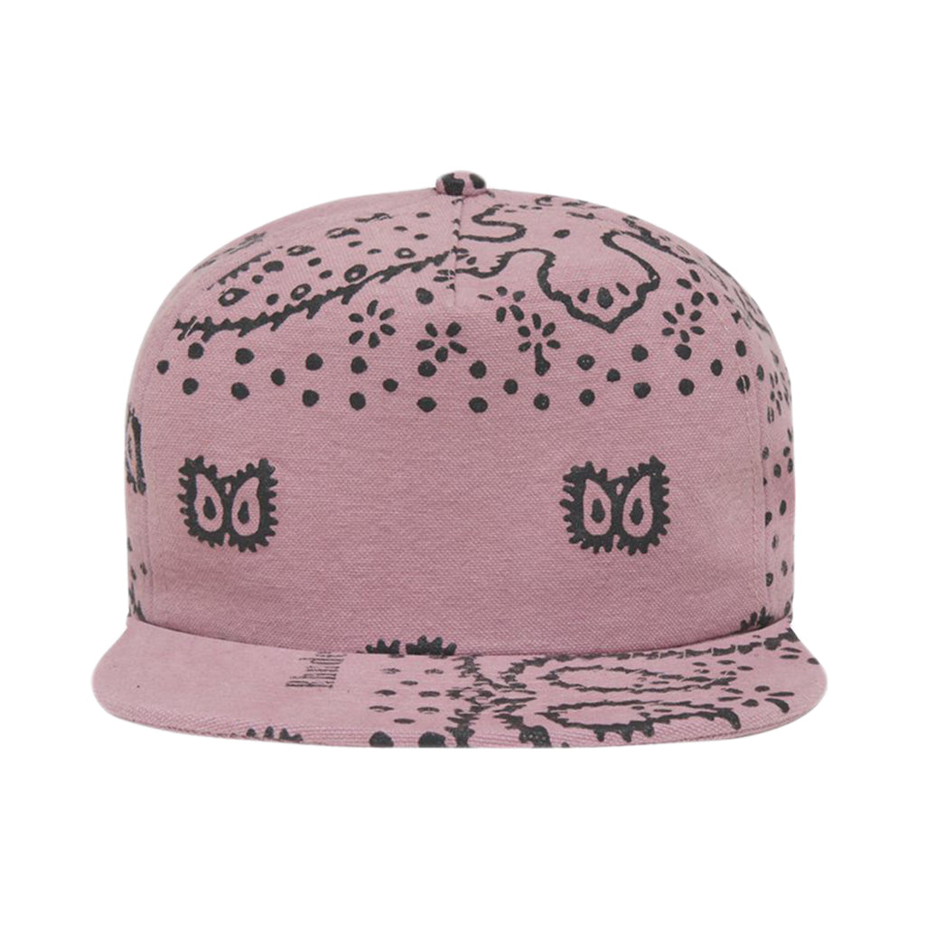 Rhude PS21 Rhepurposed Hat, Mauve