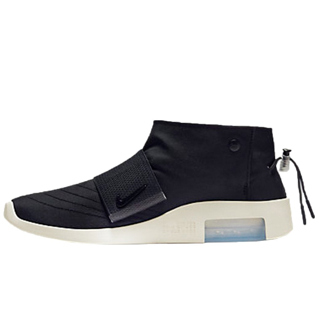 Nike Air x Fear Of God Moc, Black/Black-Fossil