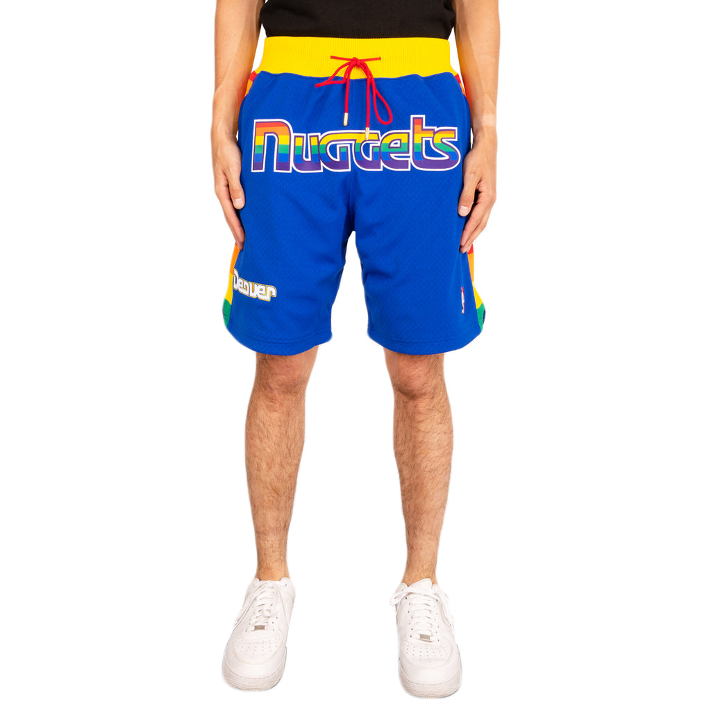 Just Don SS19 Denver Nuggets 91-92 Shorts