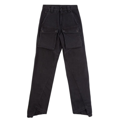 Off-White F20 Pivot Workwear Pant, Vintage Black