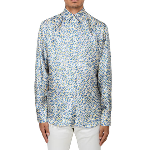 Lanvin FW19 Straight Shirt Double Cuffs