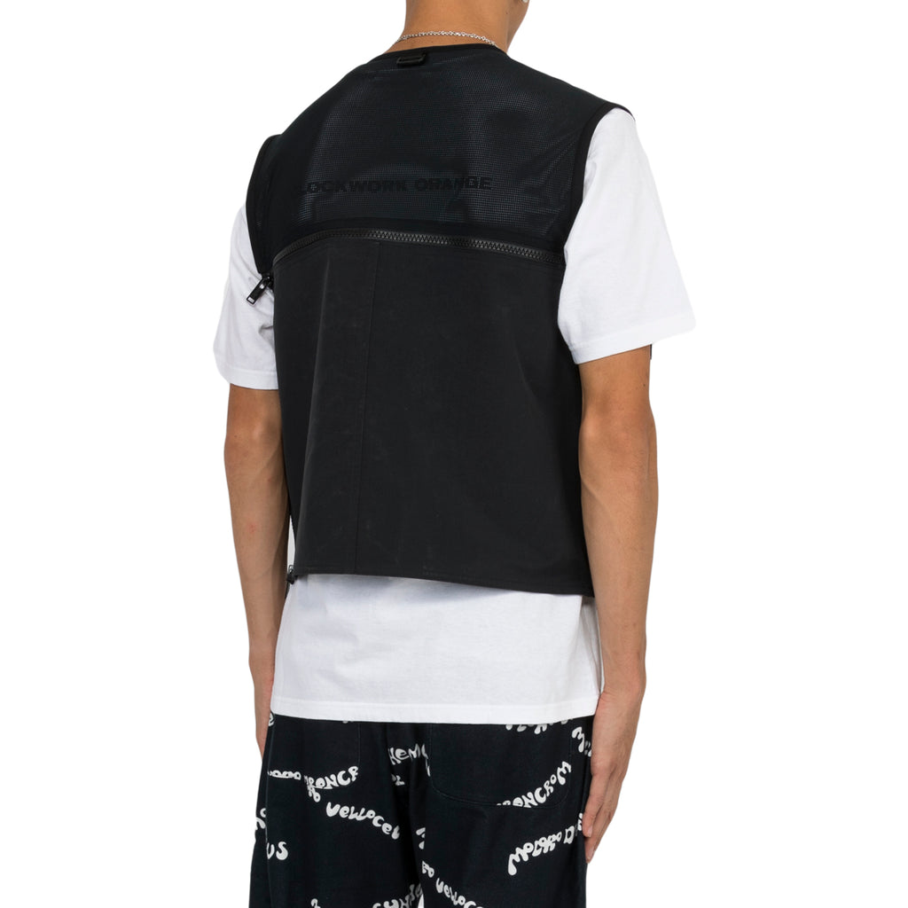 Undercover FW19 Zip Up Vest