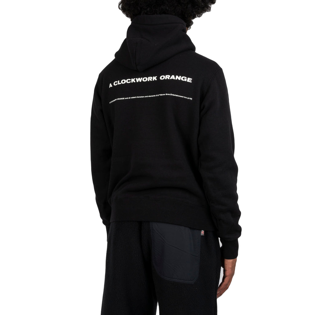 Undercover FW19 A Clockwork Orange Parka, Black